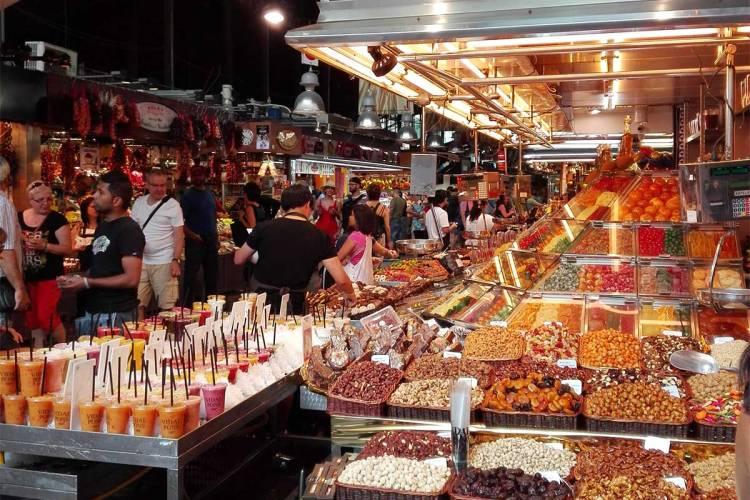 market-dried-food-stall