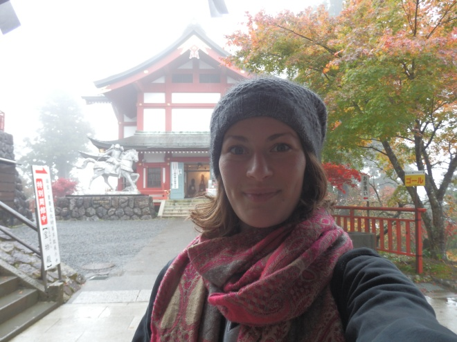 The day I climbed a misty Mt. Mitake, near Tokyo