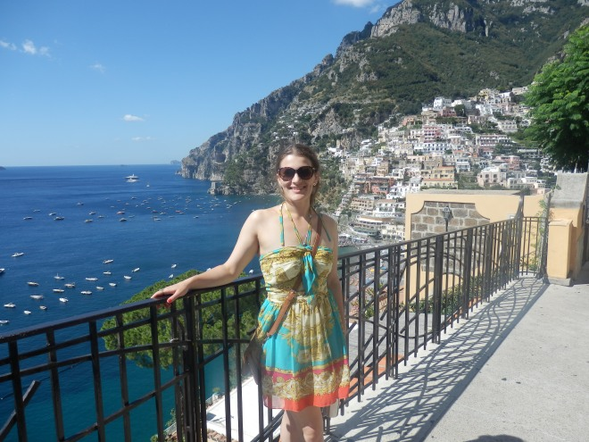 Positano, the Amalfi Coast, Italy