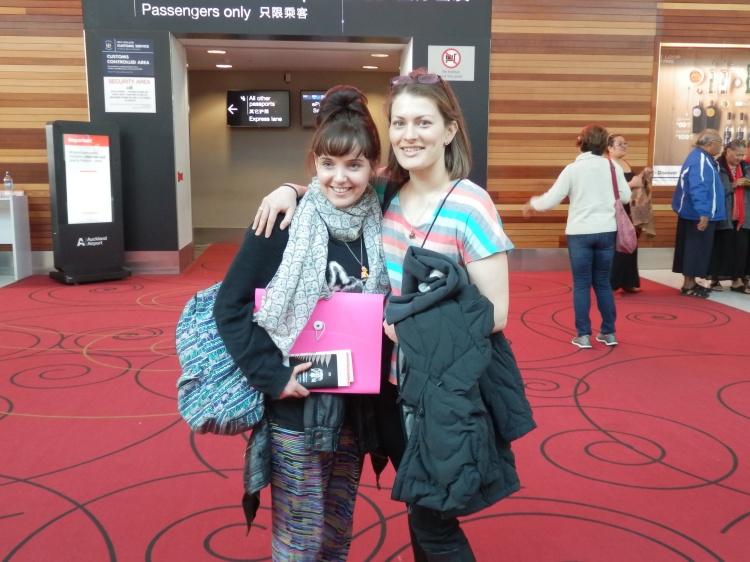 Auckland International Airport Departures