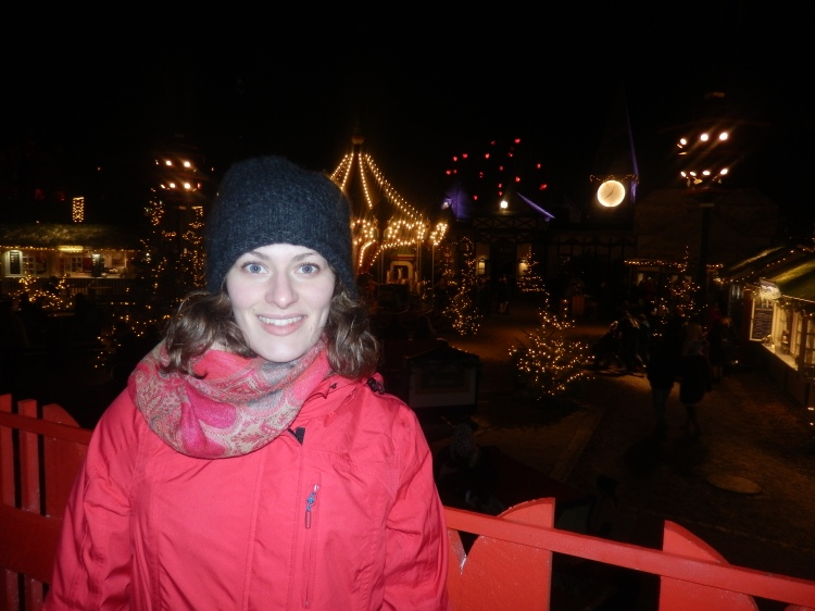 Tivoli Amusement Park, Copenhagen, Denmark