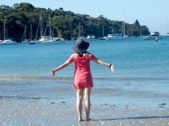 Oneroa Beach Waiheke Island