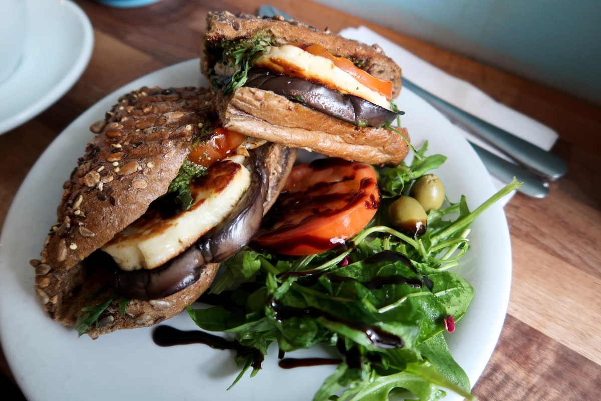 Where to Eat Vegetarian & Vegan in Edinburgh