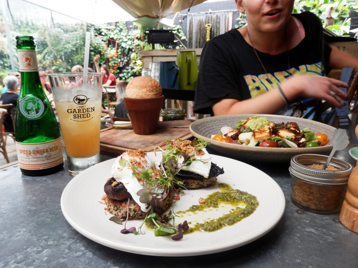Where to Eat Vegetarian and Vegan in Auckland