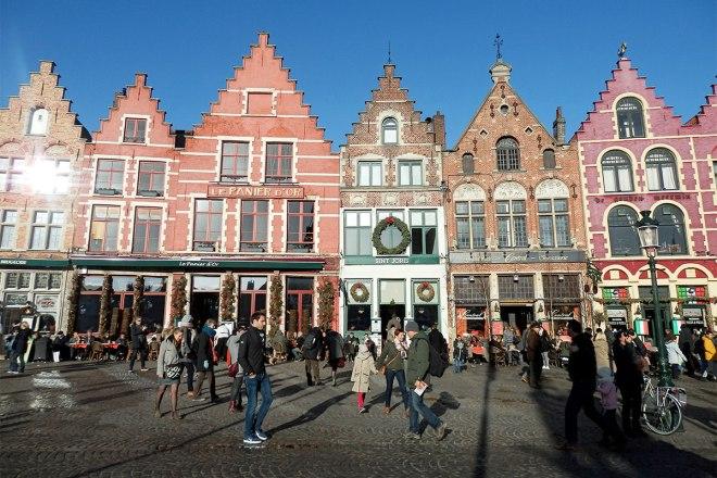 Bruges-Market