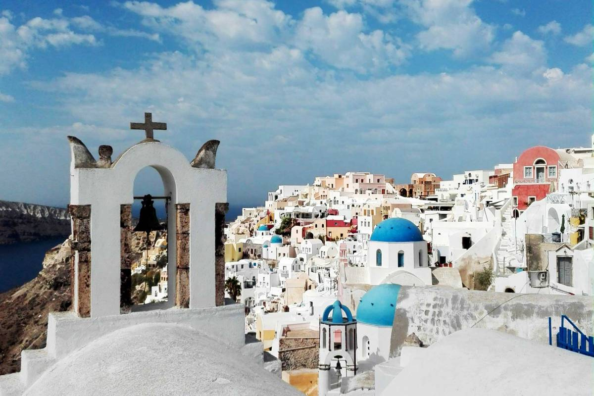 Greek Island Hopping With Med Experience