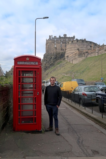 Castle Telephone and David