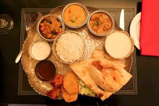 Kalpna's Thaali 1