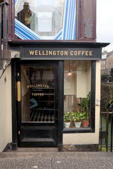 Wellington Coffee House, Edinburgh