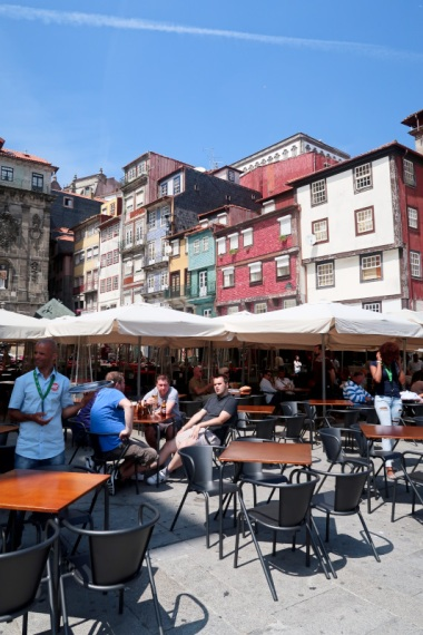 Porto water front