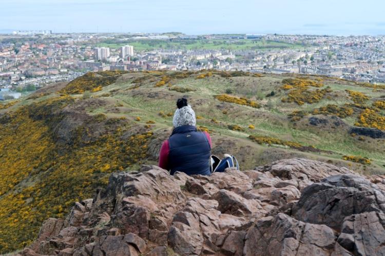 Arthurs Seat, Edinburgh