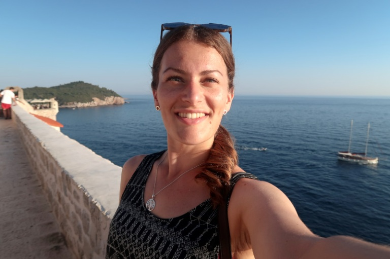 sunwashed-selfie-atop-dubrovnik-city-walls
