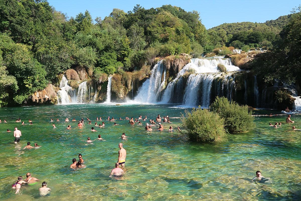 krka-waterfalls
