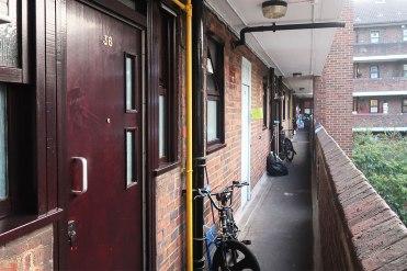 london-flat-door