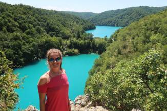nikki-at-plitvice-lakes