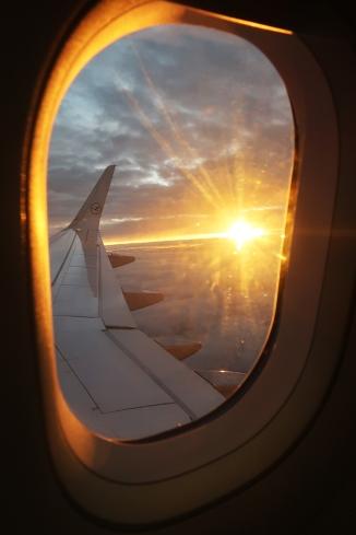 sunset-over-europe-leaving-frankfurt