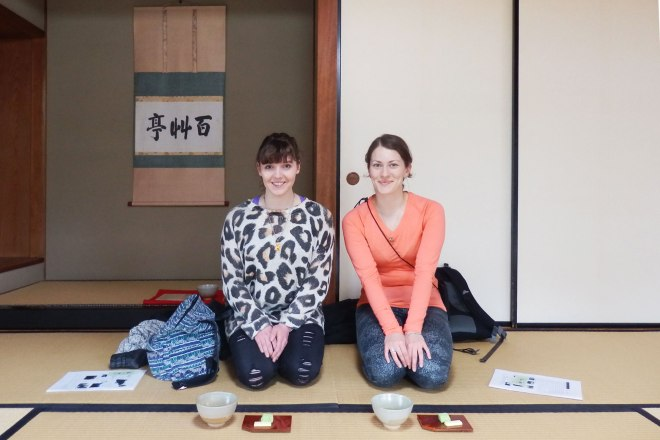 emily-and-nikki-at-mei-mei-an-tea-house-matsue