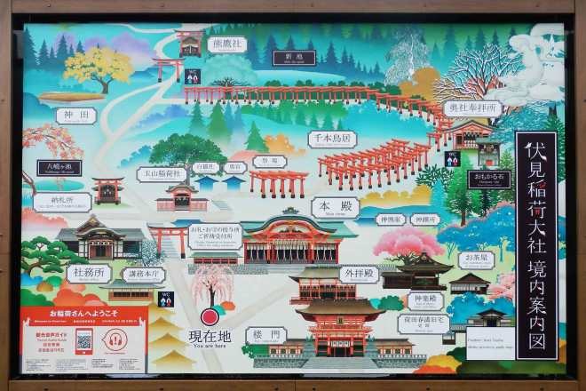 fushimi-inari-shrine-map